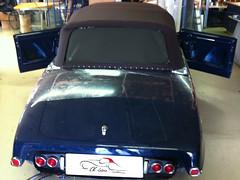 03 Citroen DS Cabriolet Chapron Montage dbs 03 (best_of_ck-cabrio) Tags: ds ab 1958 cabriolet citreon verdeck