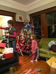 christmas tree (davidsilver) Tags: home sarah tshirt christmastree siena