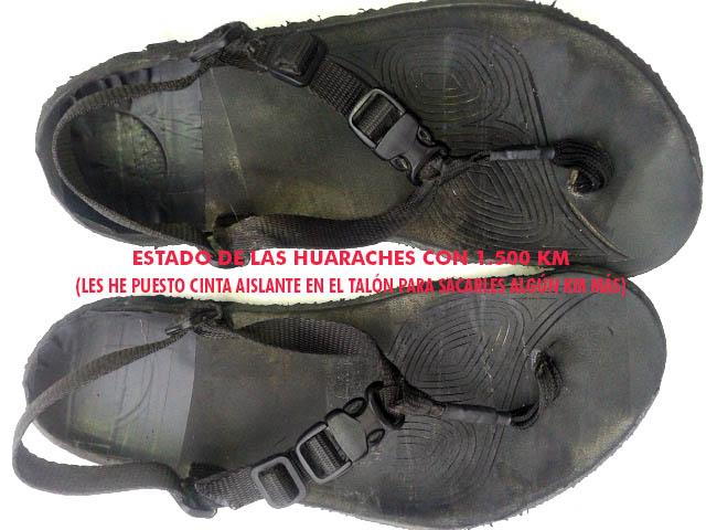 Huaraches Pies Sucios Simna 3