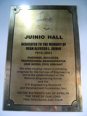 Juinio Hall (pianoforte) Tags: christmas up plaque campus holidays university philippines diliman lolo quezoncity stateuniversity universityofthephilippines alj flagshipcampus juinio juiniohall nationalengineeringcenter