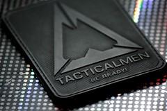Disco patch - Tacmen (Mikael P.) Tags: men patch velcro pvc morale tactical