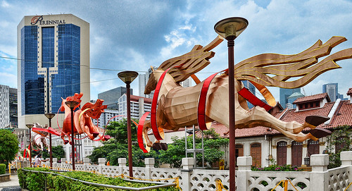 Galloping Horses by chooyutshing, on Flickr