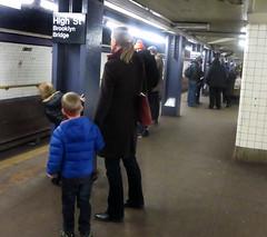 High Street (eks4003) Tags: nyc kids subway publictransportation metro platform highstreet irt bmt nycsubway ind taketheatrain