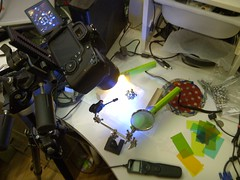 Macro rig (FlintWeiss) Tags: lighting macro up set rig setup canoneos60d