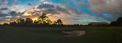 panosa (Abel Photography Tasmania) Tags: blue sunset summer orange golf high hole edited south melbourne 18th metropolitan clubhouse oakleigh vibrance 70d themetropolitangolfclub