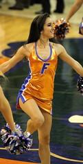 Gator Dazzlers (dbadair) Tags: basketball georgia florida gators uga sec bulldogs uf odome 2014