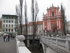 Ljubljana, Slovenia, March 2010