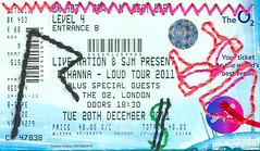 Tuesday 20th December 2011 (My World Of Creations) Tags: uk music black colour art college wool thread fashion festival collage lady illustration america altered tickets design sketch concert graphics university artist gallery katy coldplay bright designer earth weekend live sewing stage united text gig sketching band remix illustrations kingdom ticket sew william sketchbook exhibition days event needle peas british concerts eyed states colourful textiles collaborative sketches alter perry stub nicki gaga alterations appropriation stubs alstar rihanna writtle minaj vision:text=0753 vision:outdoor=0849