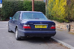 1997 Mercedes-Benz E220 (W124) (Graham Woodward) Tags: mercedes benz mercedesbenz eclass w210 w211 mercedesbenzeclass