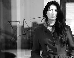Portrait (mgkm photography) Tags: street winter shadow portrait urban blackandwhite black photography photo nikon europe sintra gimp sigma pretoebranco bnw blackandwhitephotography blackwhitephotos ilustrarportugal d3100 igersportugal streettogs