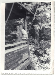G-ma n G-pa (See El Photo) Tags: old family grandma blackandwhite 15fav favorite tree cute love leaves forest mom parents wooden hugging cabin woods hug kiss kissing dad married grandmother father 1940 grandfather smooth mother smiles like woody kisses wed pic grandpa 1950s cuddle fav fam granny kissed 1950 goodtimes vision:outdoor=0851
