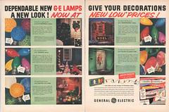 December 1960 (JeffCarter629) Tags: ge generalelectric vintagechristmaslights generalelectricchristmas gechristmas gechristmaslights vintagechristmaslightsads