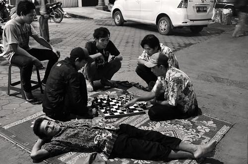 street chess championship