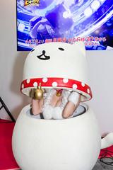 dentsu -Anime Japan 2014 (Ariake, Tokyo, Japan) (t-mizo) Tags: girls portrait woman girl japan canon person tokyo women cosplay sigma showgirl   cosplayer companion lr lightroom dentsu tokyobigsight  ariake  bigsight   campaigngirl      sigma175028    sigma1750   sigma1750mm animejapan sigma1750f28 lr5 sigma1750mmf28 eos60d sigma1750mmf28exdcoshsm sigma1750mmoshsm sigma1750mmf28exdcos lightroom5 sigma1750exdc animejapan2014  2014