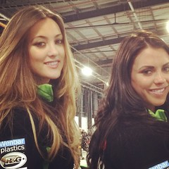 Grace Elizabeth & Charlotte Emma (Instagram Edit) (Tanvir's Pics 2010) Tags: show city manchester elizabeth charlotte emma grace motorbike event leslie insurance principal rowe eventcity uploaded:by=flickrmobile flickriosapp:filter=nofilter
