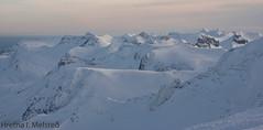 Ofan af Kistufelli (Hrefna Melste) Tags: winter snow mountains iceland islandia sland montaas vetur austurland fjll