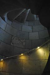 Sagrada Famlia, Barcelona, Catalonia (Tiphaine Rolland) Tags: barcelona light sculpture church spain nikon cathedral lumire catalonia cathdrale gaudi 1855mm 1855 espagne glise sculptures barcelone sagradafamlia catalogne d3000 nikond3000