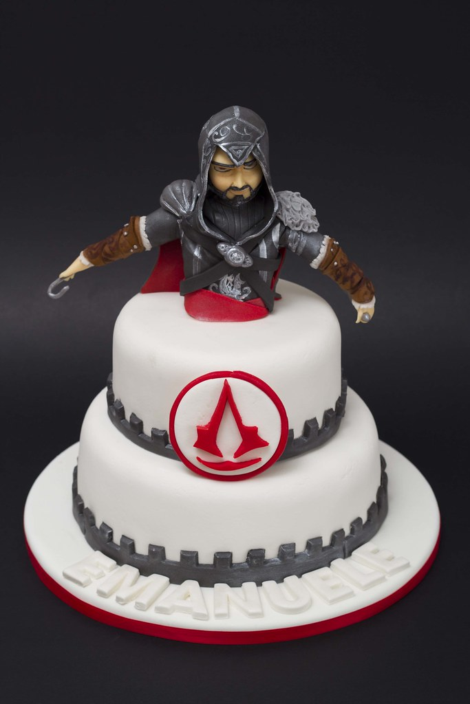 Cake Design Assassin S Creed : The World s most recently posted photos of pdz and torta ...