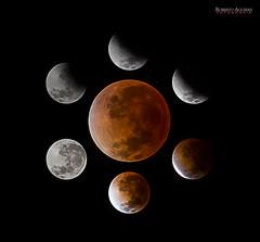 Eclipse Luna de Sangre (d33p_dish) Tags: red moon argentina face night canon rebel noche eclipse blood luna roja bloodmoon tucuman 80200 550d t2i lunadesangre