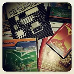 Casi 30 años han pasado desde que mi primer ordenador, un philips MSX, me indicara el camino. #CosasQueGuardanLasMadres