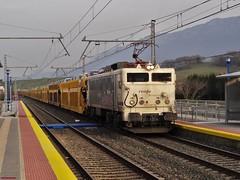 269 (firedmanager) Tags: train tren locomotive locomotora navarra freighttrain renfe trena 269 mercancías portacoches uhartearakil renfemercancías