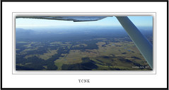 YCNK Sunday July 2015 (Say HI hiskens images) Tags: sky mountains nature clouds flying aviation bluesky aeroplane hobby valley leisure cessna passtime cessnock nakednature hiskens hiskensimages