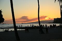 06082015_024_ (ALOHA de HAWAII) Tags: hawaii oahu waikikisunset