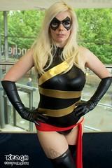 IMG_6653 (Neil Keogh Photography) Tags: girl comic boots cosplay flash sash gloves graphicnovel marvel leotard msmarvel mcmcomicconmanchester2015