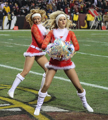 2014 Redskins Cheerleaders (35) (maskirovka77) Tags: philadelphia season washington eagles redskins 2014 fedexfield