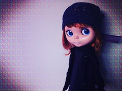 Conrad in mourning (TuSabesBlythe) Tags: kozy conrad doll blythe bl takara