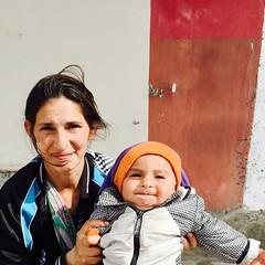 Meet Sultana- gipsy princess baby (shine quarry) Tags: baby bosnia gipsy princess