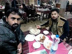 Waqar Aban Chak and Ibrahim Dhakala (Dhakala Village) Tags: waqar aban chak ibrahim dhakala