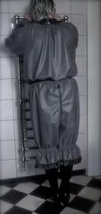 © sunshine pictures (rubber seduction) Tags: devot rubber gummi crossdresser