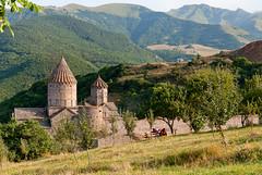 Klášter Tatev / Tatev monastery / Տաթեւի վանքը