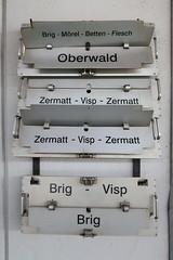 Andermatt - Matterhorn Gotthard Bahn