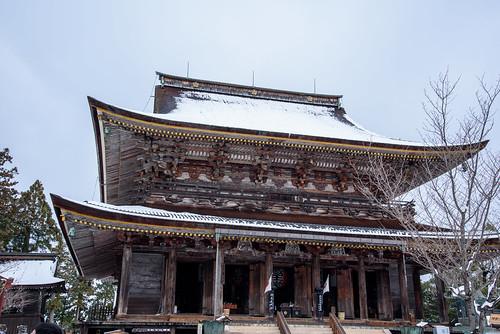 金峯山寺3・Kimpusenji Temple