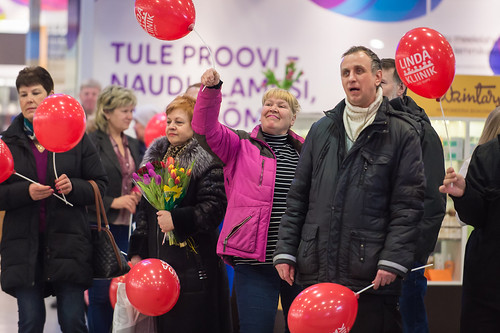 International Women's Day: Estonia