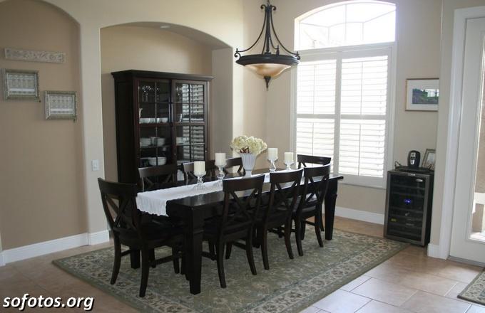 Salas de jantar decoradas (106)