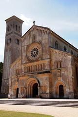 Unexpected (skittledog) Tags: romanesque wilton italianate parishchurch justodd stmaryandstnicholas