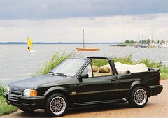 Ford Escort Cabriolet by Karmann
