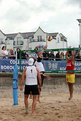 Volleyball 23 (WPFG Photographers) Tags: beach by m volleyball kane portrush