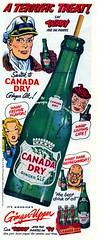 1953-(via File Photo)-07Post0135 (File Photo Digital Archive) Tags: vintage advertising 1950s