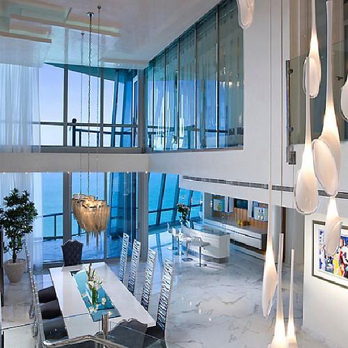 Condo Beachfront Ocean Modern Interiordesign Instagram