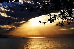 quero te ver de novo... FLORIPA! (Ruby Augusto) Tags: sunset bay silhouettes hills pôrdosol layers baía silhuetas southernbrazil brasilemimagens galhosbranches hotelsesccacupésc