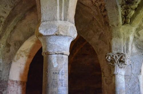 Memleben (Saxe-Anhalt), crypte de l'abbatiale - 21