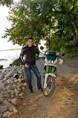 Honda Dominator 650 NX (branimir.juga) Tags: bike honda moto 650 enduro ccm nx dominator