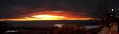 tramonto a Civitella (leonardo.noccioni) Tags: verde rock alberi lago tramonto jazz persone giallo cielo musica belvedere mura sole albero rosso azzurro arancio notte cultura tr sera buio bosco stelle mattino castagne giorno civitella