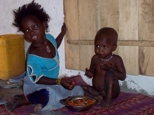 Mouna et Baseydi, Nouakchott, Mauritanie