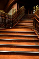 NRA Sporting Arms Museum (Adventurer Dustin Holmes) Tags: stairs steps bassproshops bassproshop bassproshopsoutdoorworld bassproshopoutdoorworld