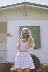 holiday is suburbia 16 (kalindyanne) Tags: cute vintage model retro 70s kalindymillions wewerewarriors kalindyanne mirandaaston